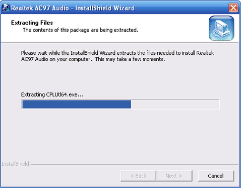 A97 AUDIO DRIVER UPDATE